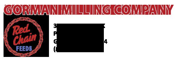 Gorman Milling Company Inc  | Cattle Feeds